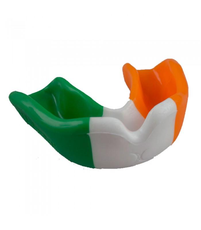 Protège-dents rugby adulte - Drapeau Irlande - Gilbert