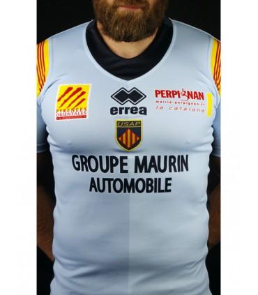 Maillot rugby adulte - Perpignan USAP - Errea