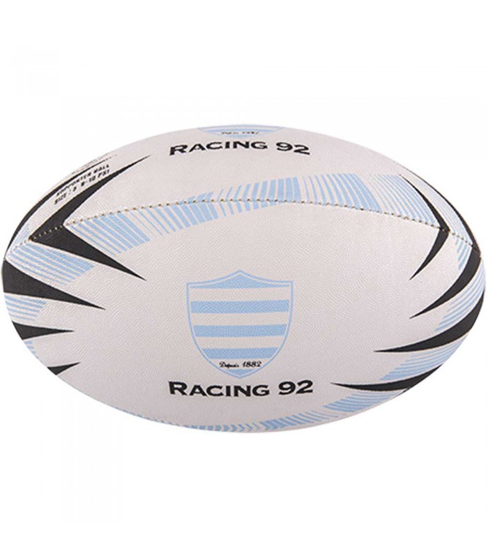 Ballon rugby Racing 92 - Supporter - T5 - Gilbert