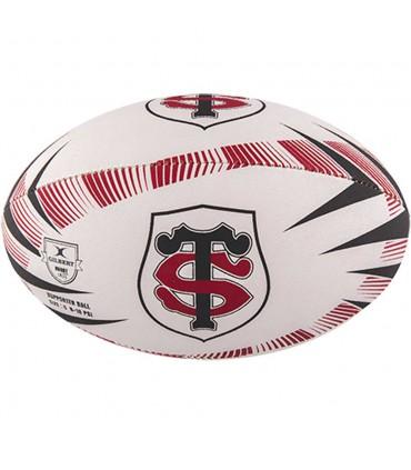 Ballon rugby Stade Toulousain - Supporter - T5 - Gilbert