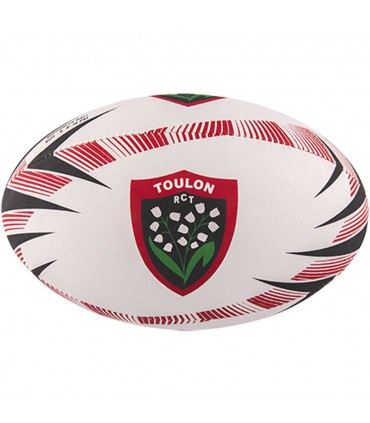 Ballon rugby Rugby Club Toulonnais - Supporter - T5 - Gilbert