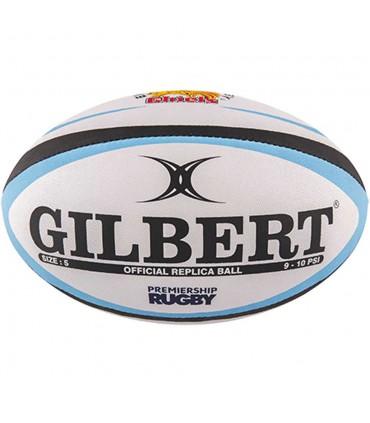 Ballon rugby Exeter - Réplica T5 - Gilbert