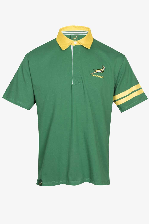 Polo rugby Afrique du Sud adulte - Springboks xgCkFCEY
