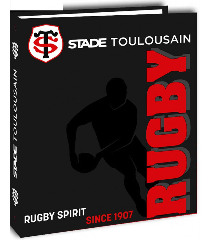 Classeur rugby Stade Toulousain - Stade Toulousain