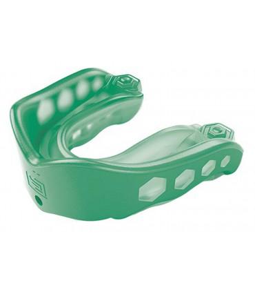 Protège-dents rugby adulte - Gel Max vert - Shock Doctor
