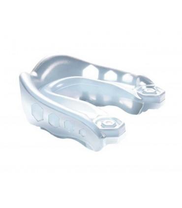 Protège-dents rugby adulte - Gel Max transparent - Shock Doctor