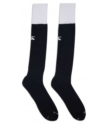 Chaussettes rugby Angleterre, domicile 2017/2018 - Canterbury