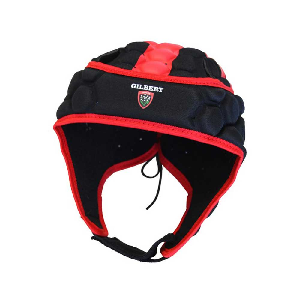 Casque rugby Rugby Club Toulonnais (RCT) adulte Gilbert