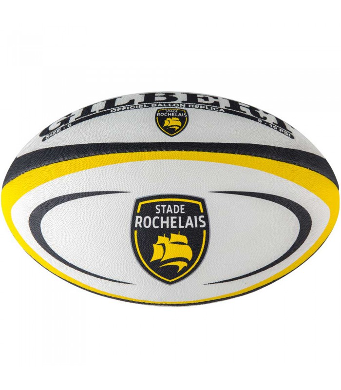 ballon rugby la rochelle t5 gilbert chez rugby. Black Bedroom Furniture Sets. Home Design Ideas