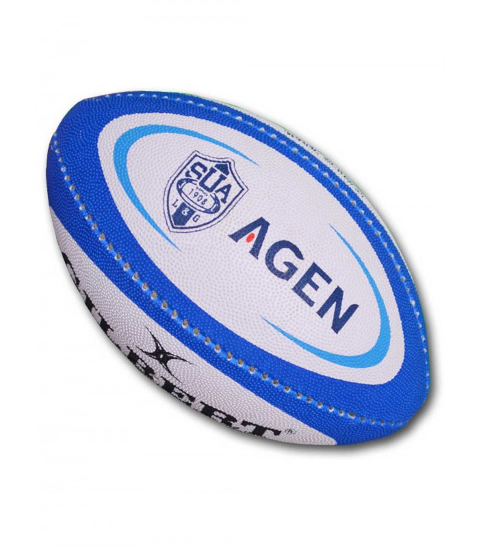 Ballon rugby - Agen Mini - Gilbert