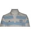 Polo rugby Racing 92 Légende enfant - Le Coq Sportif