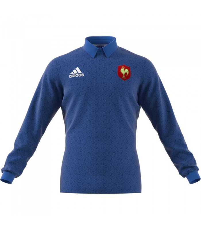 Cor Rugby 20172018 Shop At Adulte Adidas De France Polo Xv qGVpzMSU