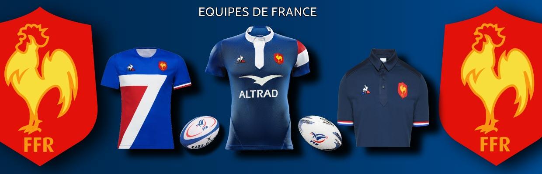 Produits officiels des Equipes de France
